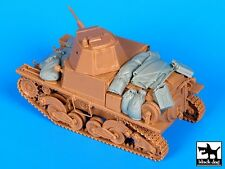 Black Dog 1/35 Carro Armato L6/40 Light Tank Accessories Set (Italeri) T35114