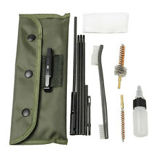 Gun Cleaning Derusting Kit Full Set Clean Brush F .22 Cal 5.56mm Rifles M16 M4 A