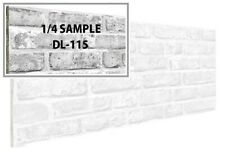 3D Wall Panel - Brick Effect 3D Luxury Wall  Decor Polystyrene - DL-115
