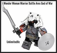 Lego Super Heroes 76075 Wonder Woman Warrior Battle Ares God of War