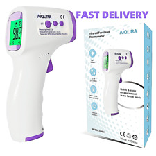 Quality Infrared Non-Contact Digital LCD Display Forehead Adult Baby Thermometer
