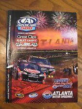 Atlanta Motor Speedway Advocare 500 - Souvenir Program 2013