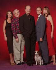 Frasier [Cast] (8590) 8x10 Photo