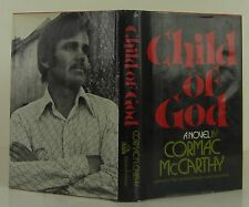 CORMAC MCCARTHY Child of God FIRST EDITION