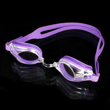 Adult Protect Safety Gear Lens Anti-Fog Silicone Girl Swimming Goggles Romantic