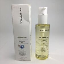 BareMinerals Skinsorials Oil Obsessed Total Cleansing Oil 6oz