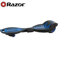 Razor RipStik Electric Caster Board with Power Core Technology, Blue  Skateboard