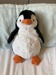 "WHSmith Preston 15"" Penguin Super Soft Plush Cuddly Toy EXCELLENT CONDITION"