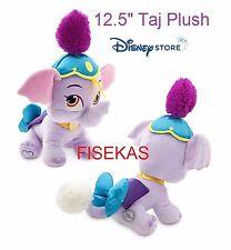 Disney Store Exclusive TAJ Plush Baby Elephant Jasmine - Palace Pets 12.5 in NEW