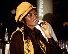 PAM GRIER 8X10 PHOTO FOXY BROWN RARE POSE