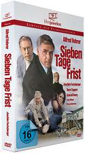 Sieben Tage Frist - mit Joachim Fuchsberger & Horst Tappert - Filmjuwelen DVD