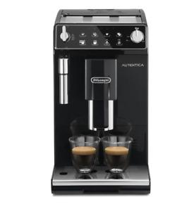 Delonghi ETAM 29.510.B Autentica Automatic Espresso Machine, Black