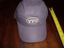 YTO DFH Rabtrak Tractor Cap/Baseball hat  Jack Wolfskin Blue x1+1x red paper bag
