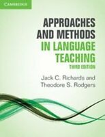 Approaches and Methods in Language Teaching Paperback by Jack C. Richards