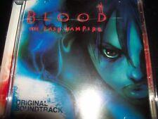 Blood The Last Vampire Soundtrack CD – Like New