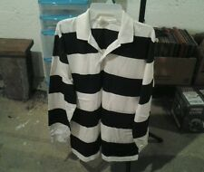 Polo Hartwell Sports Long Sleeve Striped Mens Size XL