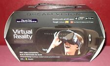 DREAM VISION VIRTUAL REALITY SMARTPHONE HEADSET Tzumi New in Box ^