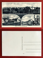 AK MAMER in LUXEMBURG Grenzgebiet zu Frankreich um 1930 Stadtansichten  ( 75507