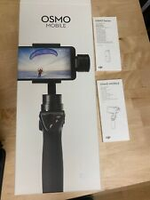 Dji Osmo Zm01 Gimbal, stabilizer, microphone, tripod and many other accessories