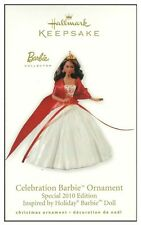 2010 Hallmark African-American Celebration Barbie 2010 Special Edition Ornament!