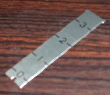 Nadelstellskala für Singer Doppelbett- Strickmaschinen