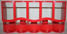 Original Tassimo Wandhalter Ständer für 5 Tassimo Packs Rot Kaffee NEU OVP