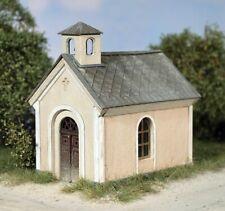 Model Scene 98510, 1:87 H0 kleine Kapelle, Diorama, Lasercut Bausatz