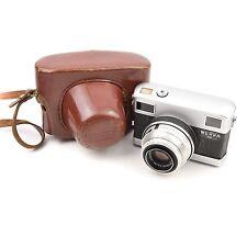 Carl Zeiss Jena Werra Mat Camera with Tessar 50mm f/2,8 Lens
