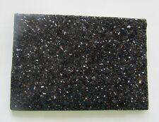 Kate Spade graham greta court card case- black -glitter