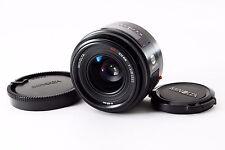 Minolta AF 28mm f2.8 A Mount Lens for Sony From Japan F/S! [Excellent++]  #362