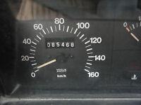 25 km h Auto Fiat Panda Mofazulassung als Kleinkraftfahrzeug