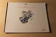 00397) Honda - das automobile Erlebnis - Prospekt 01/1995