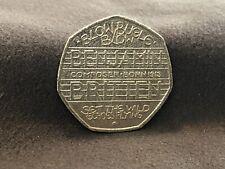 50p 2013 Benjamin Britten circulated Condition 50 pence coin