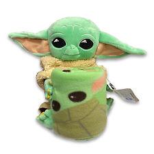 Baby Yoda Pillow and Fleece Throw Blanket Set The Mandalorian ,The Child