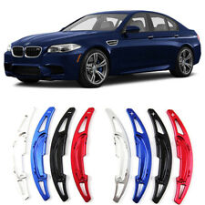 Alloy Steering Wheel DSG Paddle Extension Shifters Cover Fit For BMW M5 14-2017