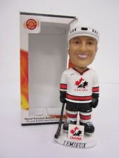 Mario Lemieux NHL Team Canada 2002 Olympic Limited Edition Hockey Bobblehead