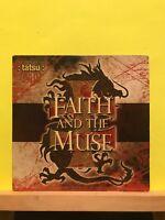Pre-owned ~ Faith And The Muse : Tatsu : (Promo Single CD, 2009, Elyrian Music)