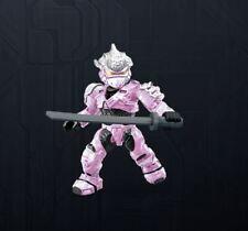 Mega Bloks Halo series 2 Pink Hayabusa with Samurai Sword Sealed 2011 Rare HTF