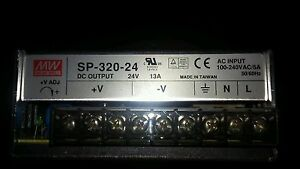 24V power supplies (total of 6)