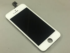 White LCD Display Touch Screen Digitizer Assembly Replacement for iPhone 5S OEM