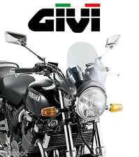 windshield windshield universal GIVI A200 bolts 29,5 x 34 moto fixing naked