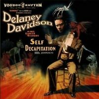 Delaney Davidson - Self Decapitation  Vinyl LP  14 Tracks Alternative Rock NEW+