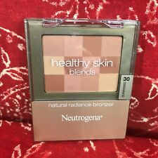 Lot Of 2 Neutrogena HEALTHY SKIN BLENDS Sheer Highlighting Blush 30 SUNKISSED