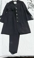 VINTAGE MOSCHINO JEANS WOMANS CLOTHING ITALIAN MADE JACKET PANTS MOD YING YANG