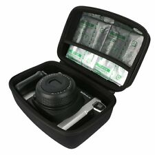 Khanka Hard Case Travel Carrying Storage Bag For Fujifilm Instax 300 Wide Camera