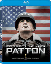 Patton [2 Discs] [Blu-ray/DVD] Blu-ray Region A BLU-RAY/WS