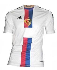 FC Basel Trikot Away Player Issue 2013/14 Adidas S