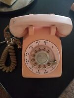 WESTERN ELECTRIC BELL ROTARY TELEPHONE VINTAGE