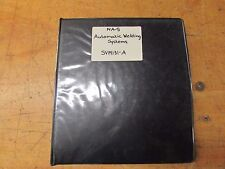 Lincoln Electric NA-5 Automatic Welding Systems Service Manual