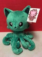 "Tentacle Kitty Emerald One 11"" Plush NEW"
